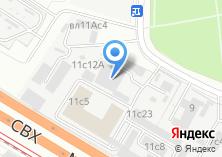 Компания «СЕРВИС ПАРКЕТА» на карте