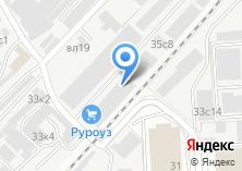 Компания «Крепеж колес» на карте