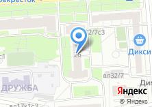 Компания «Городская поликлиника №114» на карте