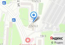 Компания «Мой Бизнес» на карте