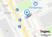 Компания «АКБ Московский Областной Банк» на карте