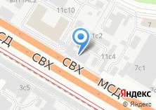 Компания «Опт Тур» на карте