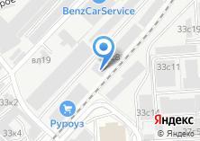 Компания «Прачечная Тётушки Джемаймы» на карте