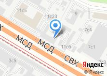 Компания «Адвокат Голубев В.В.» на карте