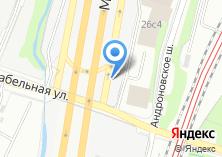 Компания «Украса» на карте