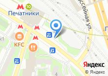 Компания «Самаркан» на карте