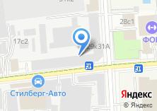 Компания «Orient Consult» на карте