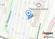 Компания «Brava Okna» на карте