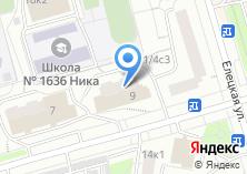 Компания «Магазин косметики на Воронежской» на карте