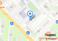 Компания «ОКП» на карте