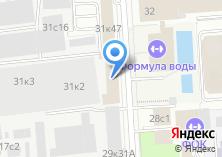 Компания «Московский Ресепшн» на карте