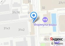 Компания «Ириска» на карте