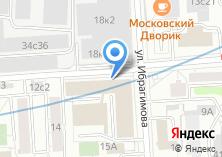 Компания «ТНС-РУ» на карте