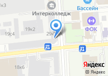Компания «Авиационное оборудование» на карте