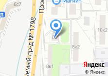 Компания «КОЛЬМАКС» на карте