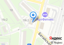 Компания «Магазин канцелярских и хозяйственных товаров» на карте