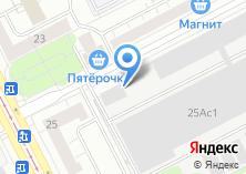 Компания «Всероссийский НИИ авиационных материалов» на карте