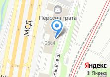 Компания «ЦентрМет» на карте