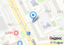 Компания «Молодежный кафетерий» на карте