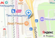 Компания «Джинсомания» на карте