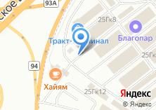 Компания «Тракт-Терминал» на карте