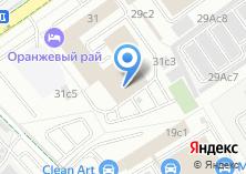 Компания «Главмебель» на карте
