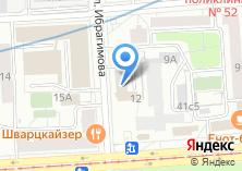 Компания «Простор Оптима» на карте