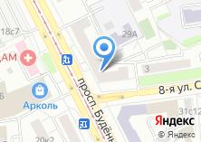 Компания «Мастерская по ремонту обуви на Будённого проспекте» на карте