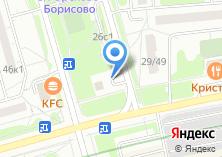Компания «Влата» на карте