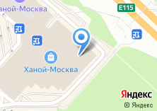 Компания «Servaks» на карте