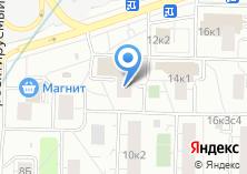 Компания «ЭКОВЕТ» на карте