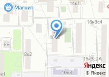 Компания «ОПОП Юго-Восточного административного округа район Текстильщики» на карте