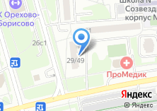 Компания «Таваккуль» на карте