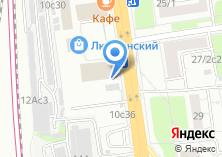 Компания «Люкс-М» на карте