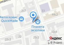 Компания «КРУГ ПЕЧАТИ» на карте
