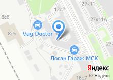 Компания «Skillfix» на карте
