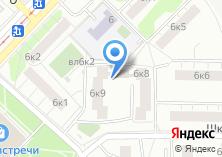 Компания «Кармен» на карте