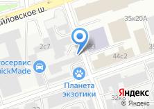 Компания «ЕВРОПРИНТ» на карте