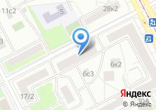 Компания «Подземэлектромонтаж» на карте