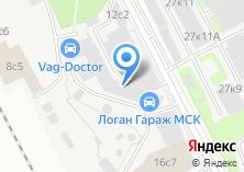 Компания «Ovamo.ru» на карте