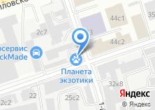 Компания «Синтезхим» на карте