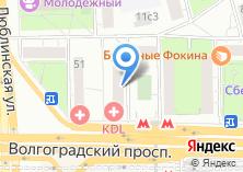 Компания «Сам себе Кутюрье» на карте