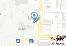 Компания «Автостоянка №28» на карте