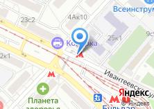 Компания «Станция Улица Подбельского» на карте