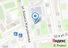 Компания «Детский сад №609» на карте