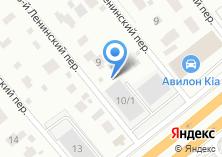 Компания «Лада Центр Мытищи» на карте