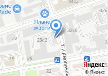 Компания «Комиссионер» на карте