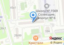 Компания «Крымский Вал Недвижимость» на карте