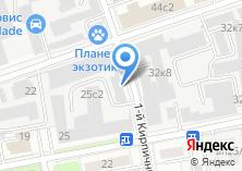Компания «ТАГ» на карте