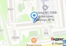 Компания «Медпластик-МСК» на карте